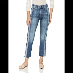 HUDSON selvage high rise zoeey